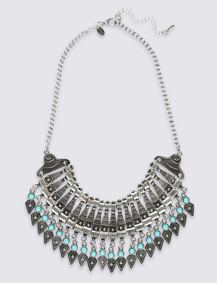 Moroccan Fan Necklace - M & S.jpeg
