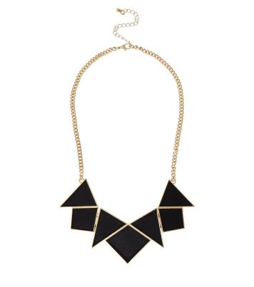 Triange Necklace - New Look