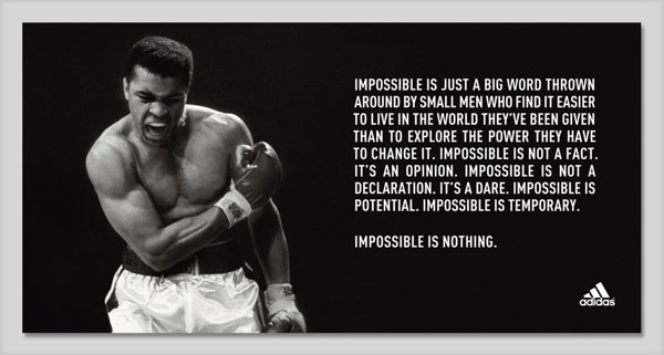 Muhammed Ali Impossible is nothing(1)